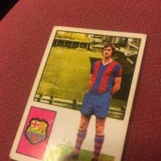 Cromos de Fútbol: FHER 74 75 1974 1975 SIN PEGAR BARCELONA CRUYFF. Lote 169930989