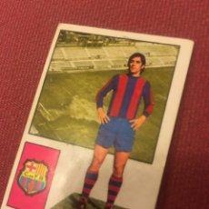 Cromos de Fútbol: FHER 74 75 1974 1975 SIN PEGAR BARCELONA TOME. Lote 169931910