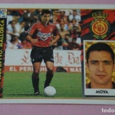 Cromos de Fútbol: CROMO DE FUTBOL MOYA EL R.C.D.MALLORCA COLOCA SIN PEGAR LIGA ESTE 1997-1998/97-98. Lote 210644205