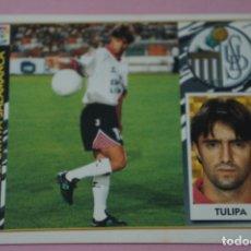 Cromos de Fútbol: CROMO DE FUTBOL TULIPA DEL U.D. SALAMANCA COLOCA SIN PEGAR LIGA ESTE 1997-1998/97-98. Lote 210644230
