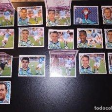 Cromos de Fútbol: LIGA ESTE 2000 2001 00 01 CELTA - 21 CROMOS RECUPERADOS. Lote 170579375