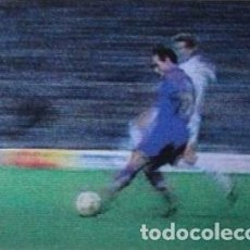 Cromos de Fútbol: PANINI LIGA 1996 1997 VIDEO CARDS 11 SERGI BARJUAN FC BARCELONA 96 97 . Lote 170945685