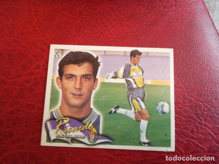 RICARDO VALLADOLID ED ESTE 00 01 CROMO FUTBOL LIGA 2000 2001 - SIN PEGAR - 560 (Coleccionismo Deportivo - Álbumes y Cromos de Deportes - Cromos de Fútbol)
