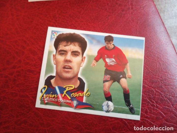 IVAN ROSADO OSASUNA ED ESTE 00 01 CROMO FUTBOL LIGA 2000 2001 - SIN PEGAR - 567 (Coleccionismo Deportivo - Álbumes y Cromos de Deportes - Cromos de Fútbol)