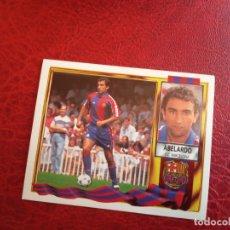 Cromos de Fútbol: ABELARDO BARCELONA ED ESTE LIGA CROMO 95 96 FUTBOL 1995 1996 - SIN PEGAR - 919. Lote 171082905