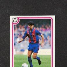 Cromos de Fútbol: #108 108 GUARDIOLA BARCELONA FUTBOL 92 93 1992 1993 PANINI NUEVO SIN PEGAR. Lote 171188224