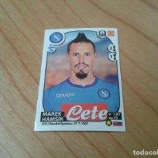 Cromos de Fútbol: MAREK HAMSÍK -- Nº 384 -- NAPOLES --17/18 -- CALCIATORI -- PANINI -- ITALIA. Lote 171231842
