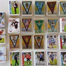 Cromos de Fútbol: LOTE DE MÁS DE 1500 CROMOS NUEVOS MUNDICROMO FICHAS LIGA 2007. Lote 171264055