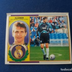 Cromos de Fútbol: 96/97 ESTE. CASI COMO NUNCA PEGADO COLOCA REAL MADRID ILLGNER. Lote 171311252