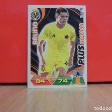 Cromos de Fútbol: ADRENALYN XL 2011 2012 PANINI - BRUNO ( VILLAREAL ) - CROMO LIGA 11 12 - PLUS DEFENSA. Lote 171365748