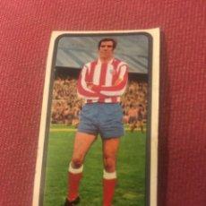 Cromos de Fútbol: 1974 1975 74 75 RUIZ ROMERO SIN PEGAR LUIS ATLÉTICO DE MADRID. Lote 171370083