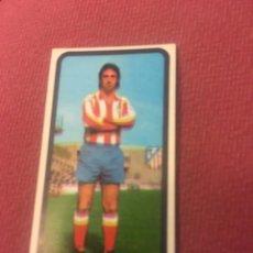 Cromos de Fútbol: 1974 1975 74 75 RUIZ ROMERO SIN PEGAR ADELARDO 20 ATLÉTICO DE MADRID. Lote 171370190