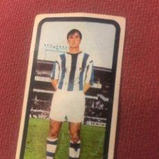 Cromos de Fútbol: 1974 1975 74 75 RUIZ ROMERO SIN PEGAR 60 MURILLO REAL SOCIEDAD CHOCOLATE HUESO. Lote 171370457
