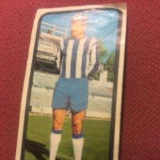 Cromos de Fútbol: 1974 1975 74 75 RUIZ ROMERO SIN PEGAR 46 MONREAL MALAGA CHOCOLATE HUESO. Lote 171371165