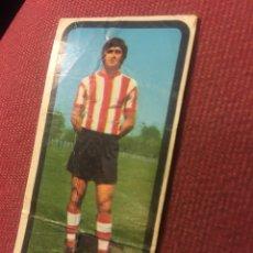 Cromos de Fútbol: 1974 1975 74 75 RUIZ ROMERO SIN PEGAR 73 ATHLETIC DE BILBAO ASTRAIN. Lote 171371340