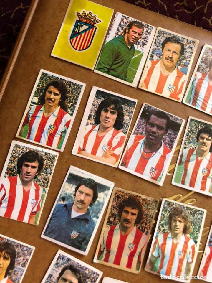 Cromos de Fútbol: Lote de 18 cromos campeonato nacional de fútbol 1976-1977 - Foto 4 - 171424929