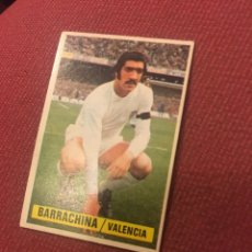Cromos de Fútbol: ESTE 75 74 1974 1975 BARRACHINA VALENCIA SIN PEGAR. Lote 171462212