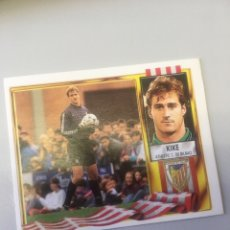 Cromos de Futebol: ESTE 95 96 1995 1996 SIN PEGAR ATHLETIC DE BILBAO KIKE BAJA. Lote 171480539
