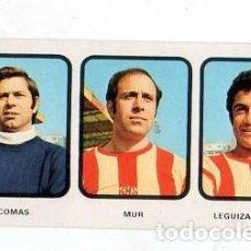 Cromos de Fútbol: RUIZ ROMERO. LIGA 73/74. COMAS. MUR. LEQUIZAMON. C.D.S. ANDRES. Nº 87. NUEVO SIN PEGAR. Lote 171486873