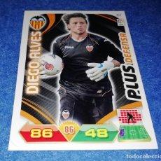 Cromos de Fútbol: CROMO FÚTBOL ADRENALYN XL 2011 2012 --- PLUS DEFENSA DIEGO ALVES #367 VALENCIA --- BOX11. Lote 171600234