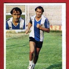 Cromos de Fútbol: CROMO FUTBOL LIGA 1981 1982 81 82 , ESTE , MULLER HERCULES FICHAJE 28 BIS , SIN PEGAR ,C1286 B. Lote 171600578