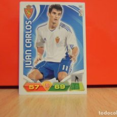 Cromos de Fútbol: ADRENALYN XL 2011 2012 PANINI - JUAN CARLOS ( ZARAGOZA ) - CROMO LIGA 11 12 . Lote 171636130