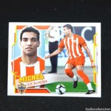 Cromos de Fútbol: (C-22) CROMO ESTE - LIGA 2010 2011 (ALMERÍA) N° 3 MICHEL. Lote 171750317