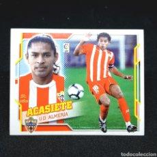 Cromos de Fútbol: (C-22) CROMO ESTE - LIGA 2010 2011 (ALMERÍA) N° 4 ACASIETE. Lote 171750372