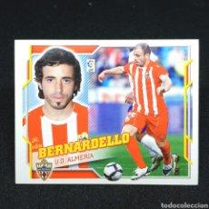 Cromos de Fútbol: (C-22) CROMO ESTE - LIGA 2010 2011 (ALMERÍA) N° 8 BERNARDELLO. Lote 171750603