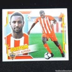 Cromos de Fútbol: (C-22) CROMO ESTE - LIGA 2010 2011 (ALMERÍA) N° 15B GOITOM. Lote 171750675