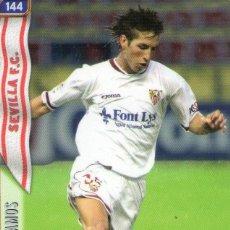Cromos de Fútbol: SERGIO RAMOS (SEVILLA F.C.) - Nº 144 - LAS FICHAS DE LA LIGA 2005 - MUNDICROMO.. Lote 227229685