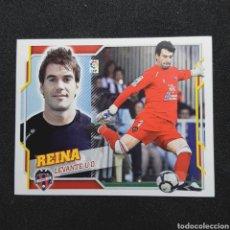 Cromos de Fútbol: (C-10) CROMO ESTE - LIGA 2010 2011 (LEVANTE) N° 1 REINA. Lote 171834130