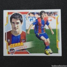 Cromos de Fútbol: (C-10) CROMO ESTE - LIGA 2010 2011 (LEVANTE) N° 3 CERRA. Lote 171834160