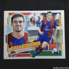 Cromos de Fútbol: (C-10) CROMO ESTE - LIGA 2010 2011 (LEVANTE) N° 4 BALLESTEROS. Lote 171834362