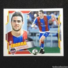 Cromos de Fútbol: (C-10) CROMO ESTE - LIGA 2010 2011 (LEVANTE) N° 11 IBORRA. Lote 171834499