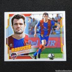 Cromos de Fútbol: (C-10) CROMO ESTE - LIGA 2010 2011 (LEVANTE) N° 5 ROBUSTE. Lote 171834658