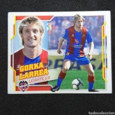 Cromos de Fútbol: (C-10) CROMO ESTE - LIGA 2010 2011 (LEVANTE) N° 8A GORKA LARREA. Lote 171834697