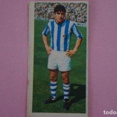 Cromos de Fútbol: CROMO DE FÚTBOL ESNAOLA DE LA REAL SOCIEDAD DESPEGADO LIGA ESTE 1975-1976/75-76. Lote 172031074