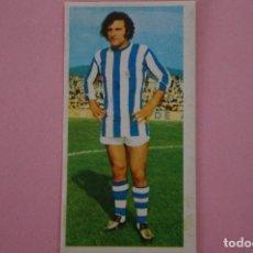 Cromos de Fútbol: CROMO DE FÚTBOL URANGA DE LA REAL SOCIEDAD DESPEGADO LIGA ESTE 1975-1976/75-76. Lote 172031169