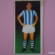 Cromos de Fútbol: CROMO DE FÚTBOL GORRITI DE LA REAL SOCIEDAD DESPEGADO LIGA ESTE 1975-1976/75-76. Lote 172031249