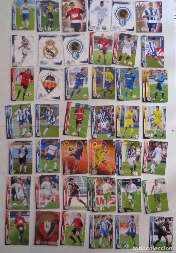 LOTE DE 96 CROMOS MEGA CRACKS 2005 /06 (Coleccionismo Deportivo - Álbumes y Cromos de Deportes - Cromos de Fútbol)
