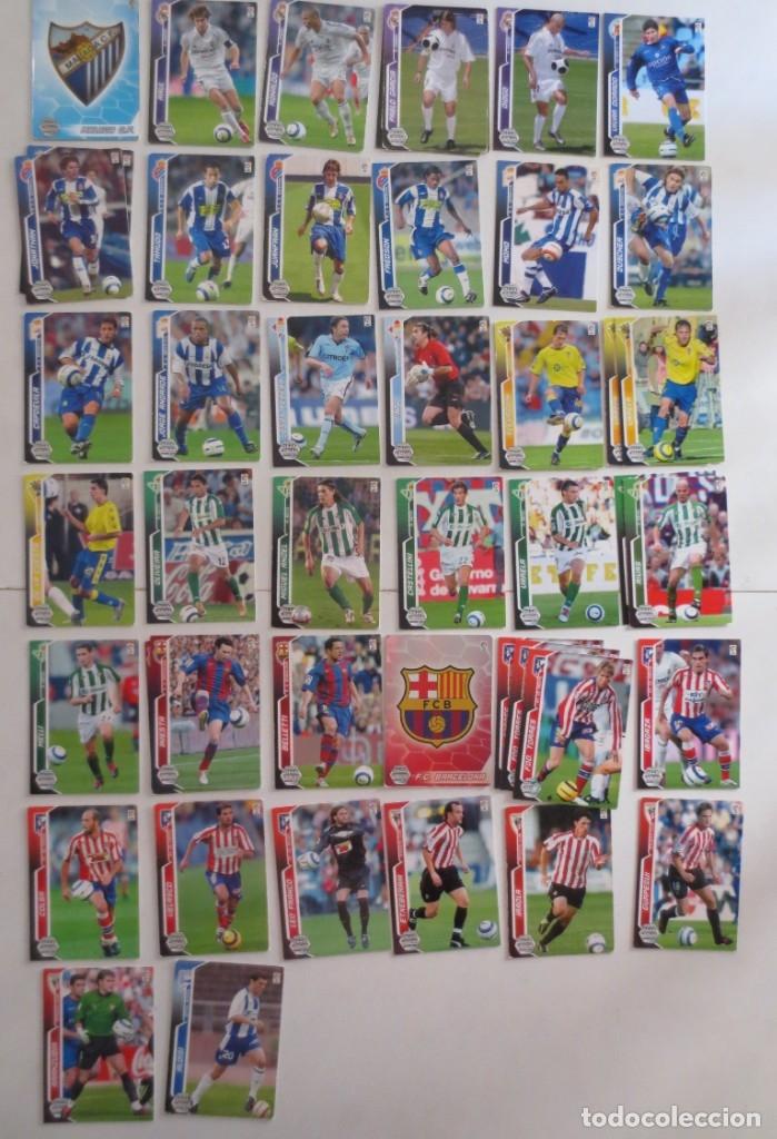 Cromos de Fútbol: LOTE DE 96 CROMOS MEGA CRACKS 2005 /06 - Foto 2 - 172143743