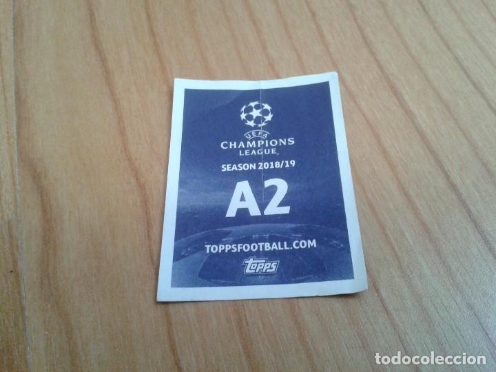 Cromos de Fútbol: Marek Hamsík - nº A2 - Napoles - Special Exclusive - Champions League - 18/19 - Toops - Nunca Pegado - Foto 2 - 172355048