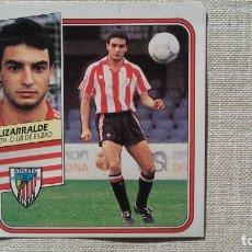 Figurine di Calcio: LIZARRALDE BILBAO LIGA 89 90 1989 . Lote 172401454