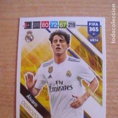 Cromos de Fútbol: UE14 ÁLVARO ODRIOZOLA (REAL MADRID). CROMO PANINI ADRENALYN FIFA 365 2018-2019 (18-19). UPDATE. Lote 172586933