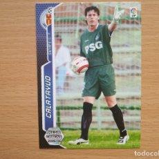 Cromos de Fútbol: 165 CALATAYUD GETAFE CF MEGACRACKS PANINI 2005 2006 MGK 05 06 MEGA CRACKS CROMO. Lote 172603810