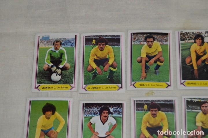 Cromos de Fútbol: UD LAS PALMAS / 18 Cromos- LIGA 80 81 / 80-81 - EDICIONES ESTE - Plancha, sin usar, perfectos ¡Mira! - Foto 2 - 172696733