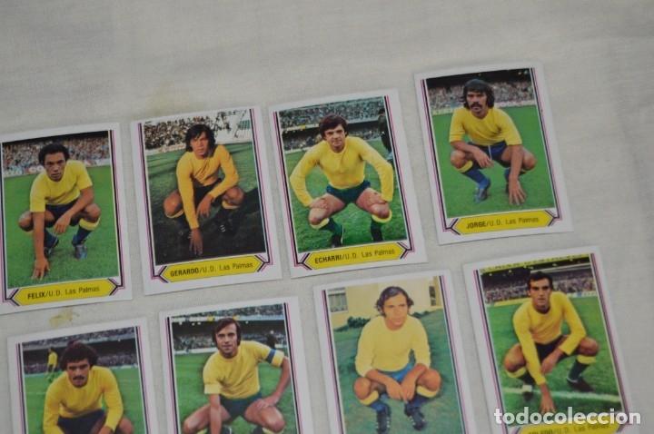 Cromos de Fútbol: UD LAS PALMAS / 18 Cromos- LIGA 80 81 / 80-81 - EDICIONES ESTE - Plancha, sin usar, perfectos ¡Mira! - Foto 3 - 172696733
