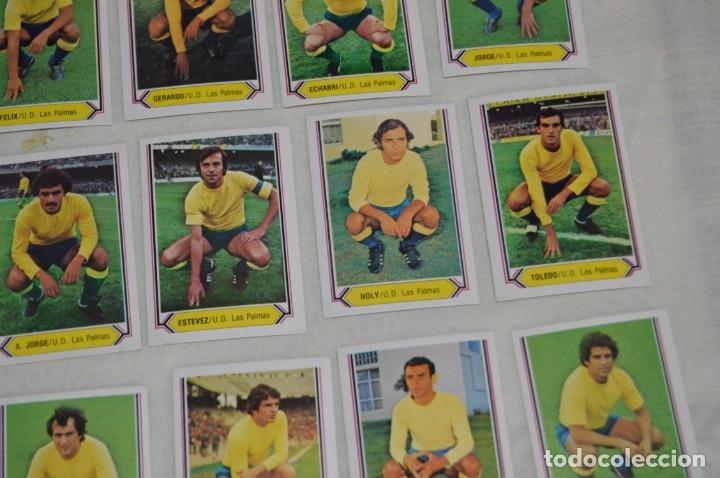 Cromos de Fútbol: UD LAS PALMAS / 18 Cromos- LIGA 80 81 / 80-81 - EDICIONES ESTE - Plancha, sin usar, perfectos ¡Mira! - Foto 5 - 172696733