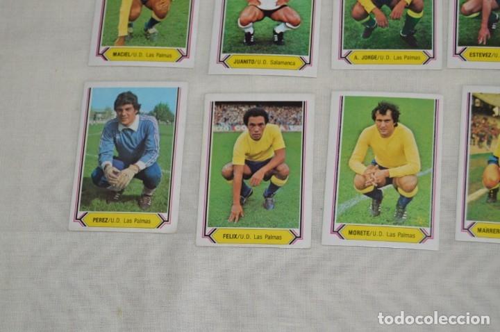Cromos de Fútbol: UD LAS PALMAS / 18 Cromos- LIGA 80 81 / 80-81 - EDICIONES ESTE - Plancha, sin usar, perfectos ¡Mira! - Foto 6 - 172696733